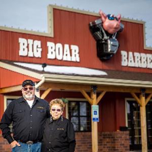 Big Boar BBQ Restaurant