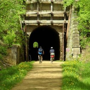 Elroy Sparta Bike Trail